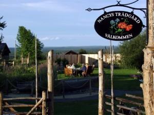 Nancys trädgård i Skucku